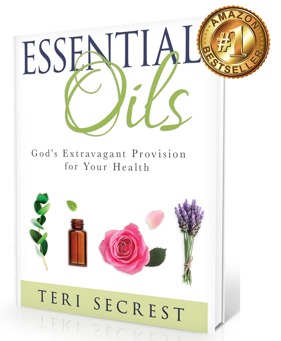 books on essential oil
